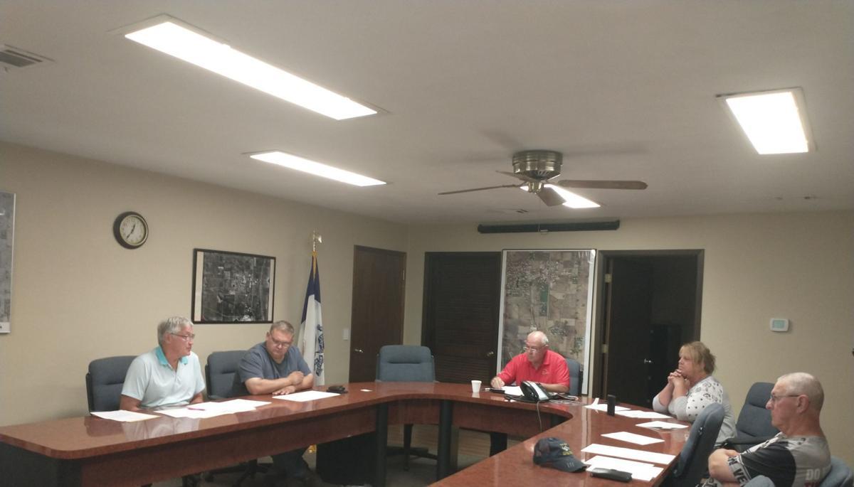 Eldridge city council meeting