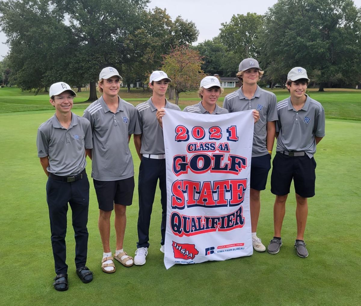 PV boys golf
