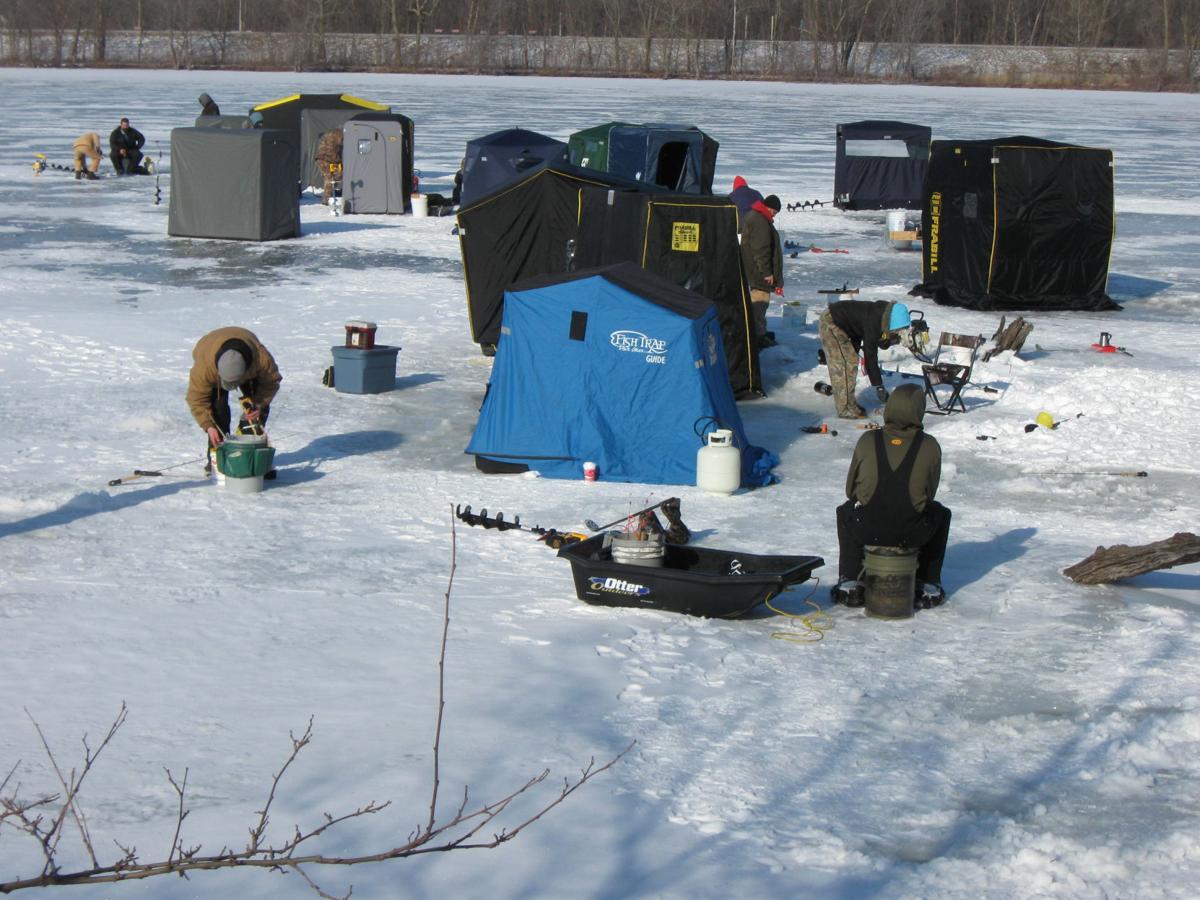 Galusha: Starting on the ice | Outdoors | qctimes com