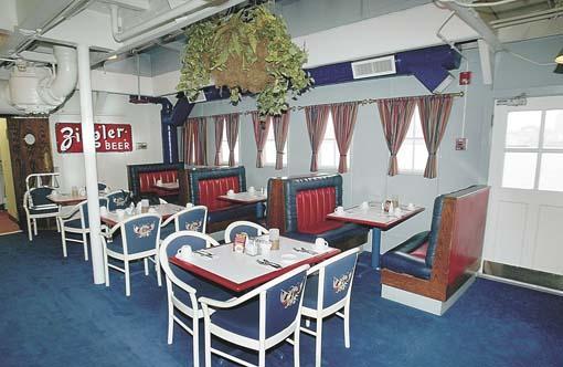 Food is centerpiece of Jumer's restaurant