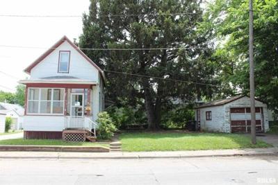 1 Bedroom Home in Rock Island - $29,900