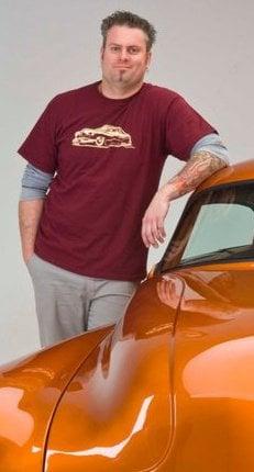 car restoration tv show stars q c area man local news. Black Bedroom Furniture Sets. Home Design Ideas