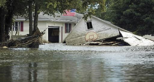 Oakville flooding