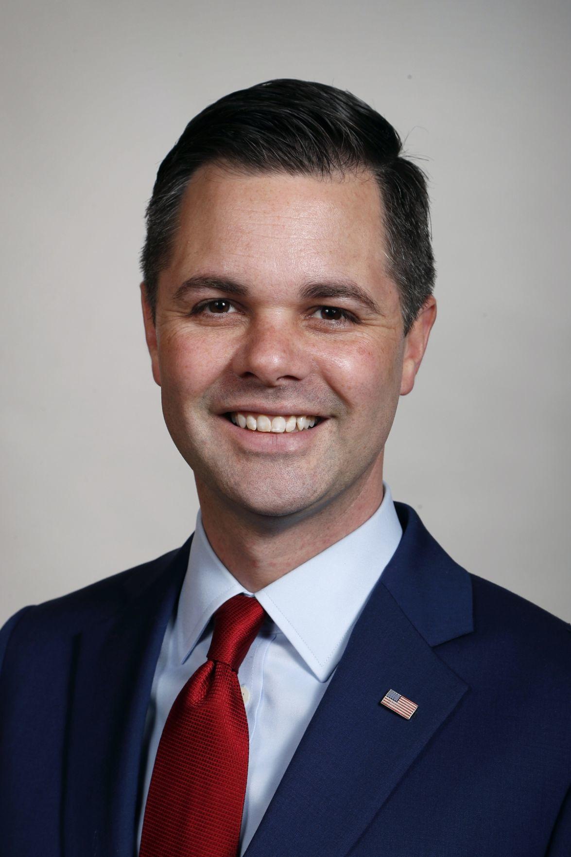 Iowa state Rep. Zach Nunn