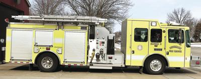 Bettendorf fire truck