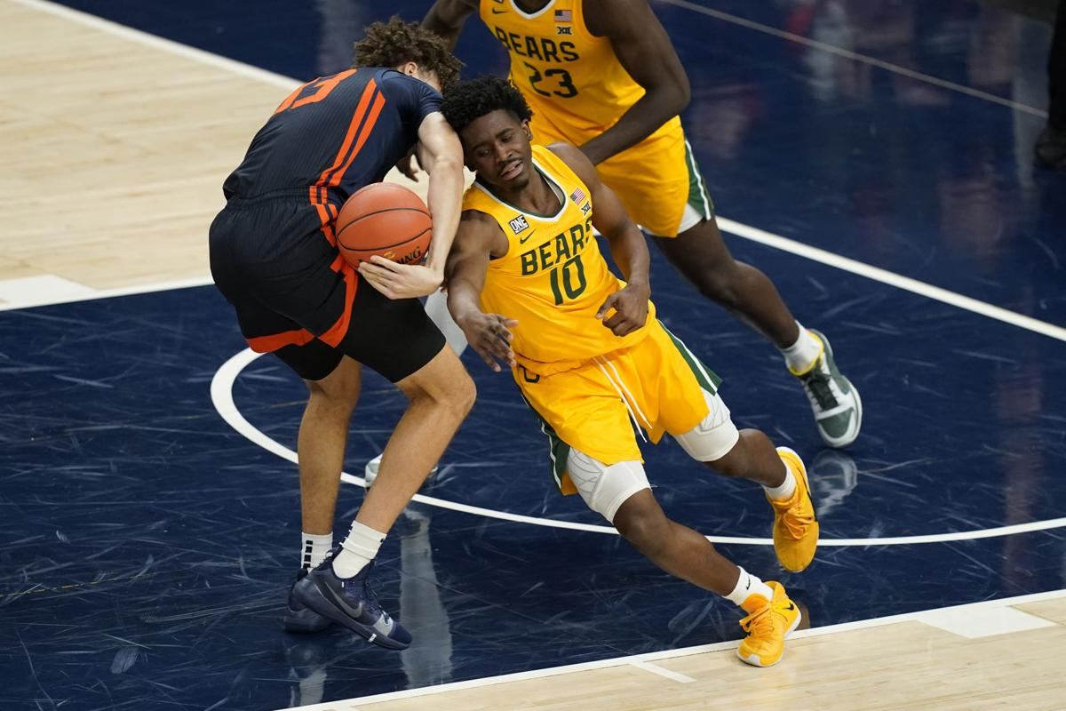 Illinois Baylor Basketball