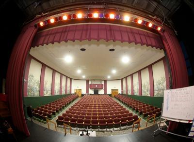 Madison Elementary School auditorium