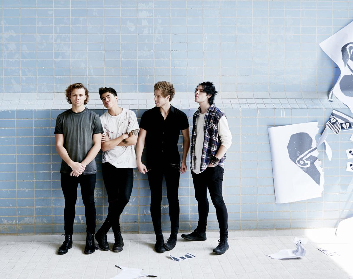 Iwireless Center To Host 5 Seconds Of Summer In July Fun And