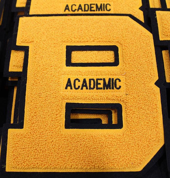 bettendorf high school academic logo