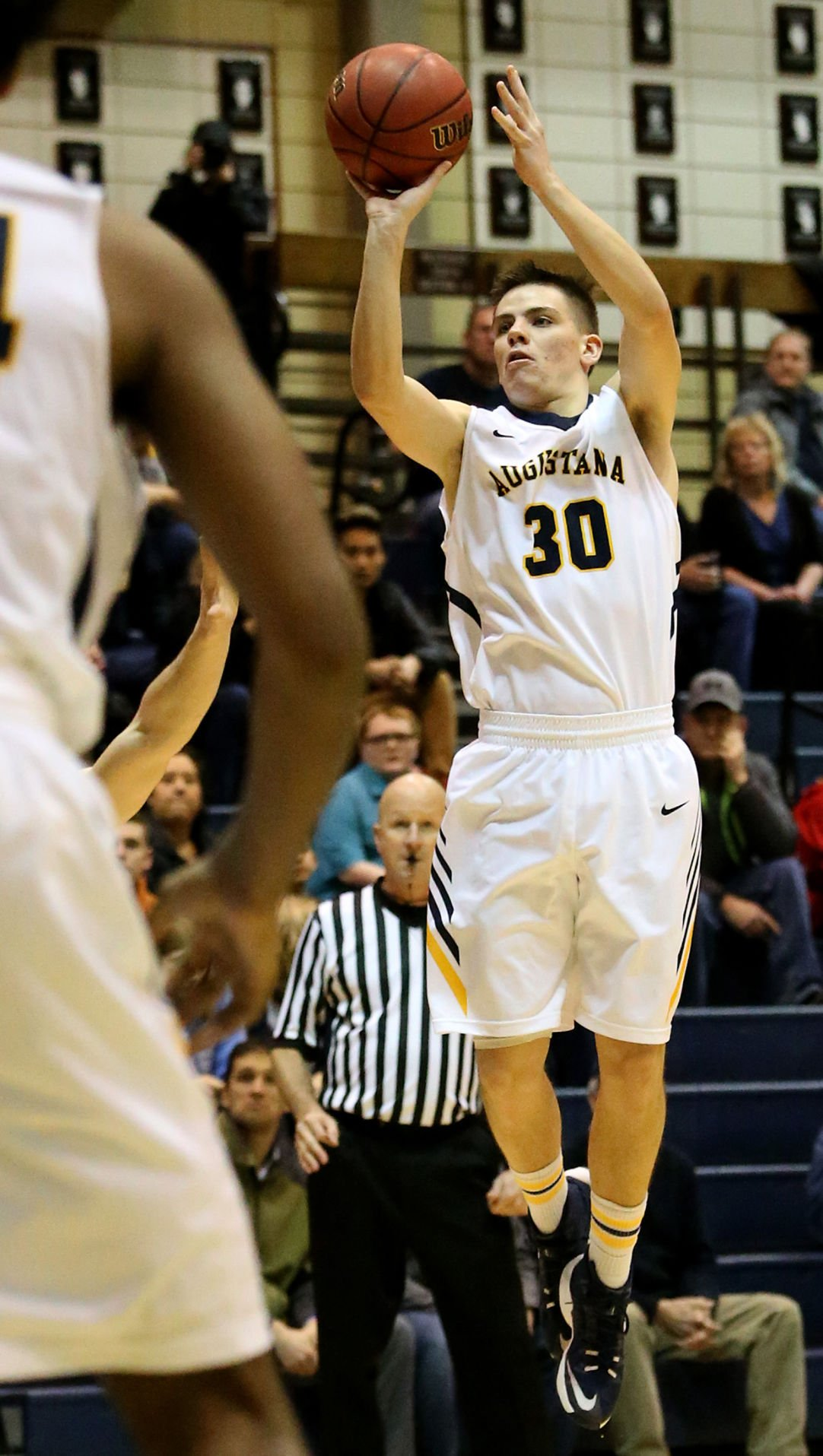 Photos: Augie Elmhurst Men's Basketball | College ...
