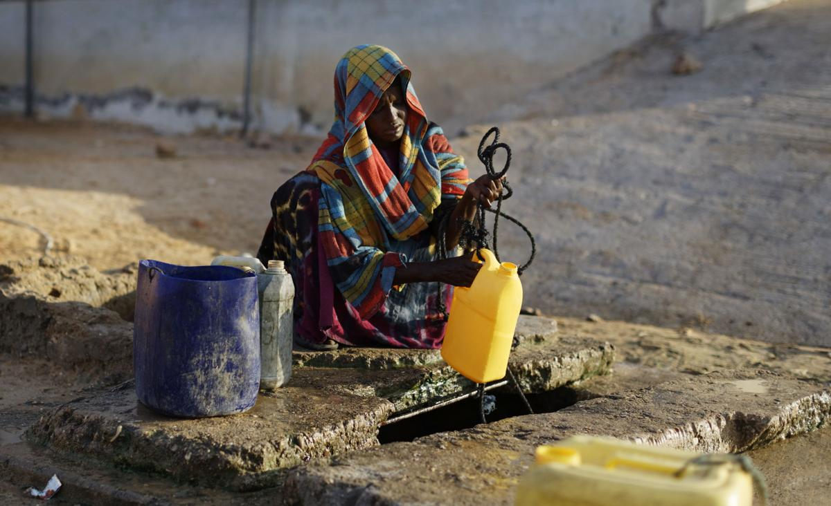 Somalia Droughts Toll