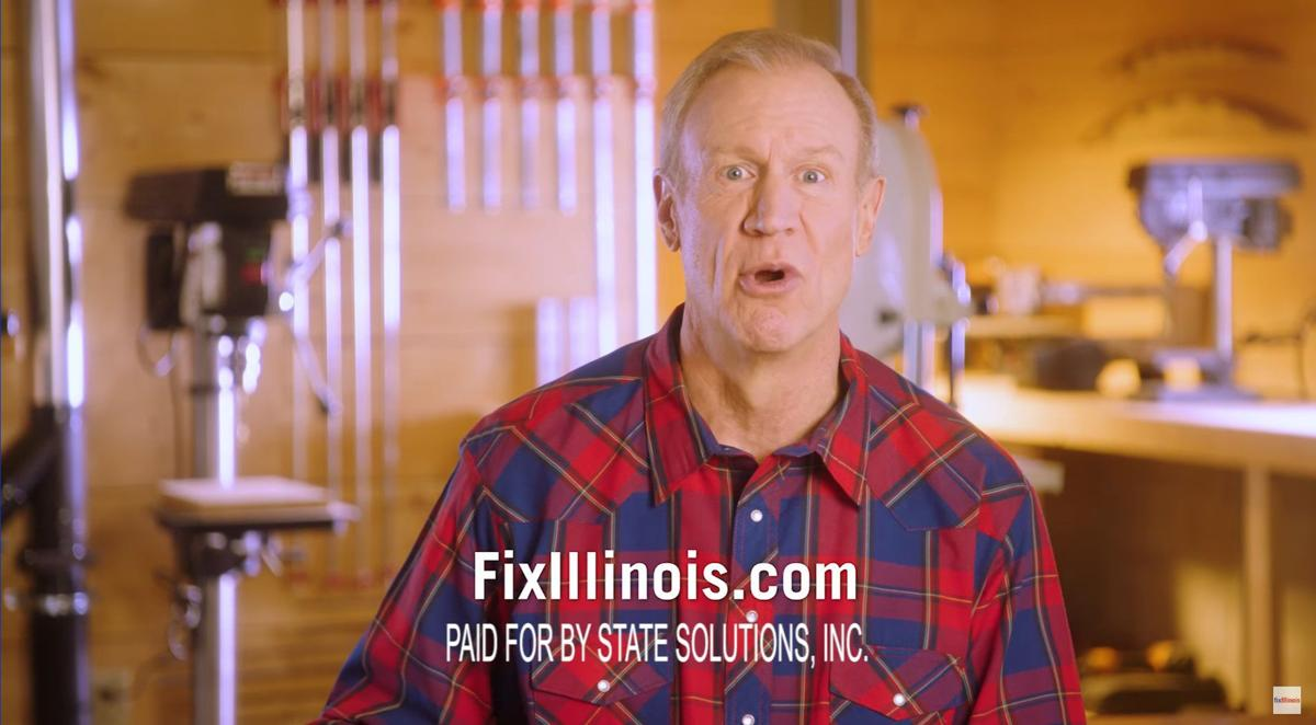 Gov. Rauner advertising