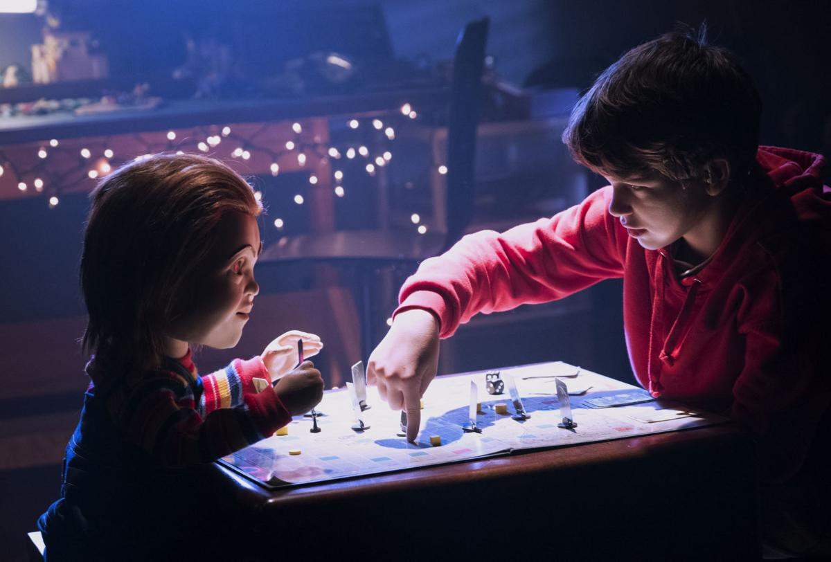 Violent 'Child's Play' is killer take on technology, impressionable