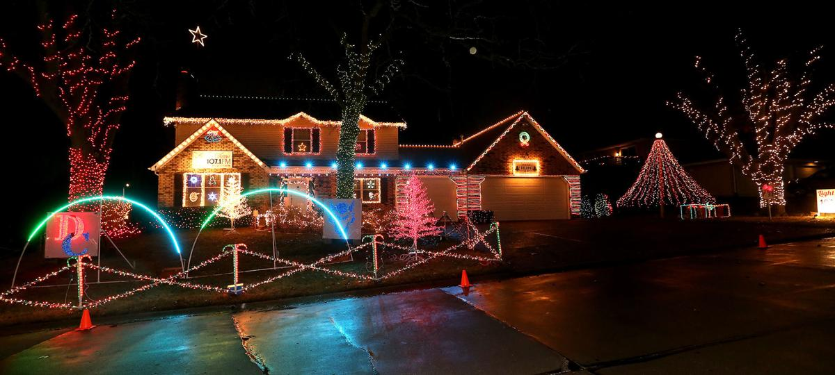Kall Christmas Lights illuminate Davenport neighborhood, spark a