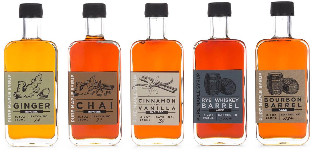 Old State syrups