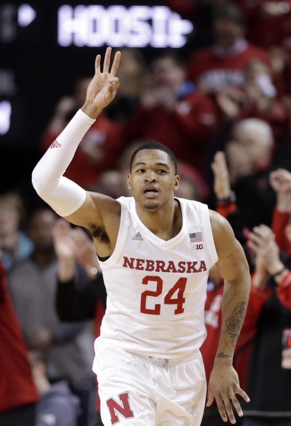 Indiana Nebraska Basketball