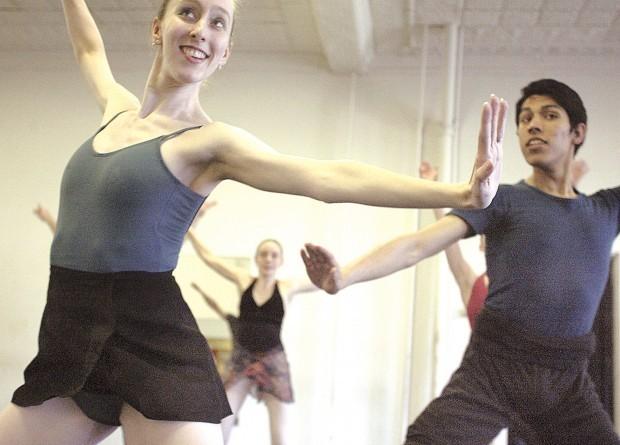 ballet ballet practice