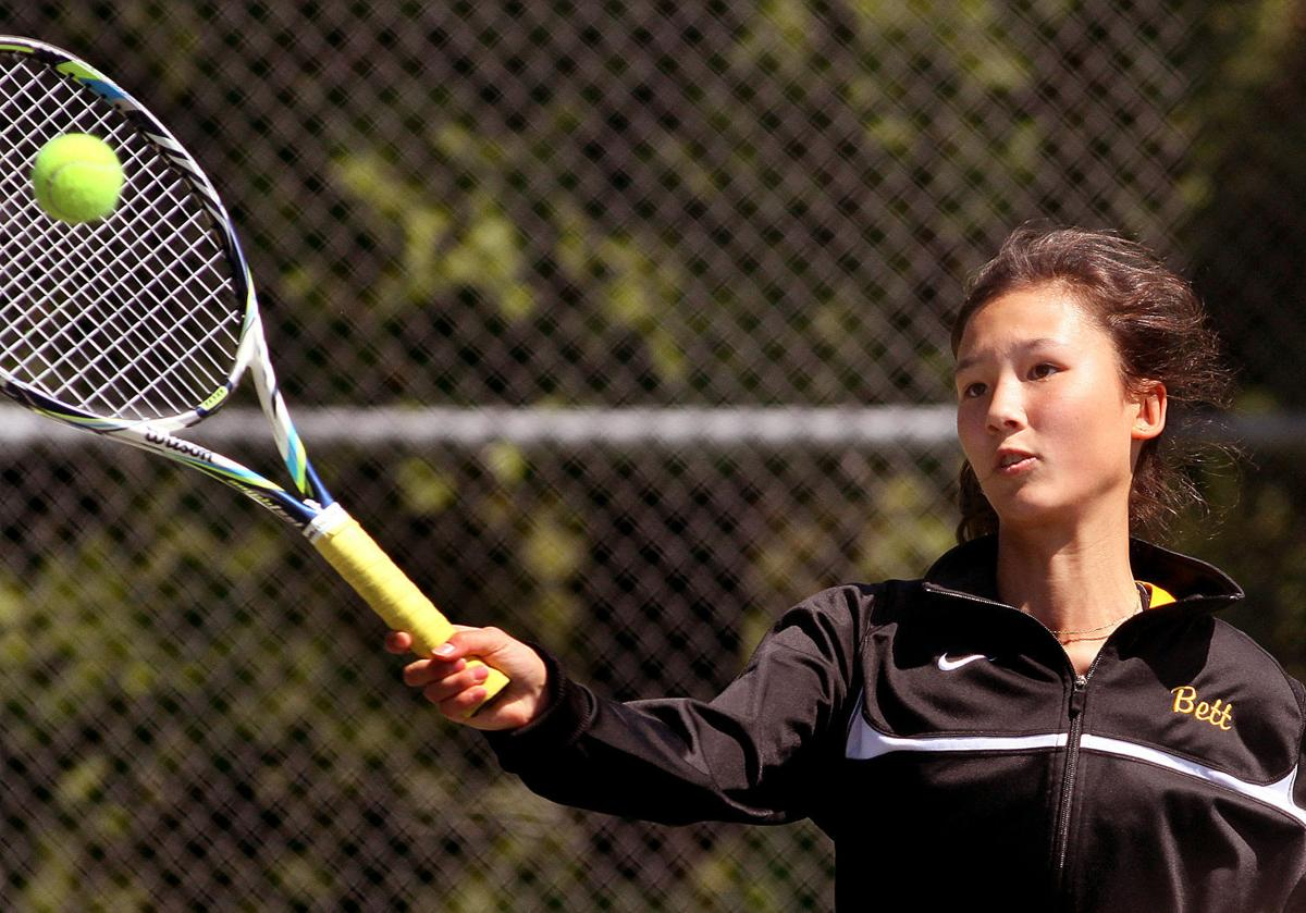 Rivermont\'s Porubcin strikes it big on tennis court, classroom ...