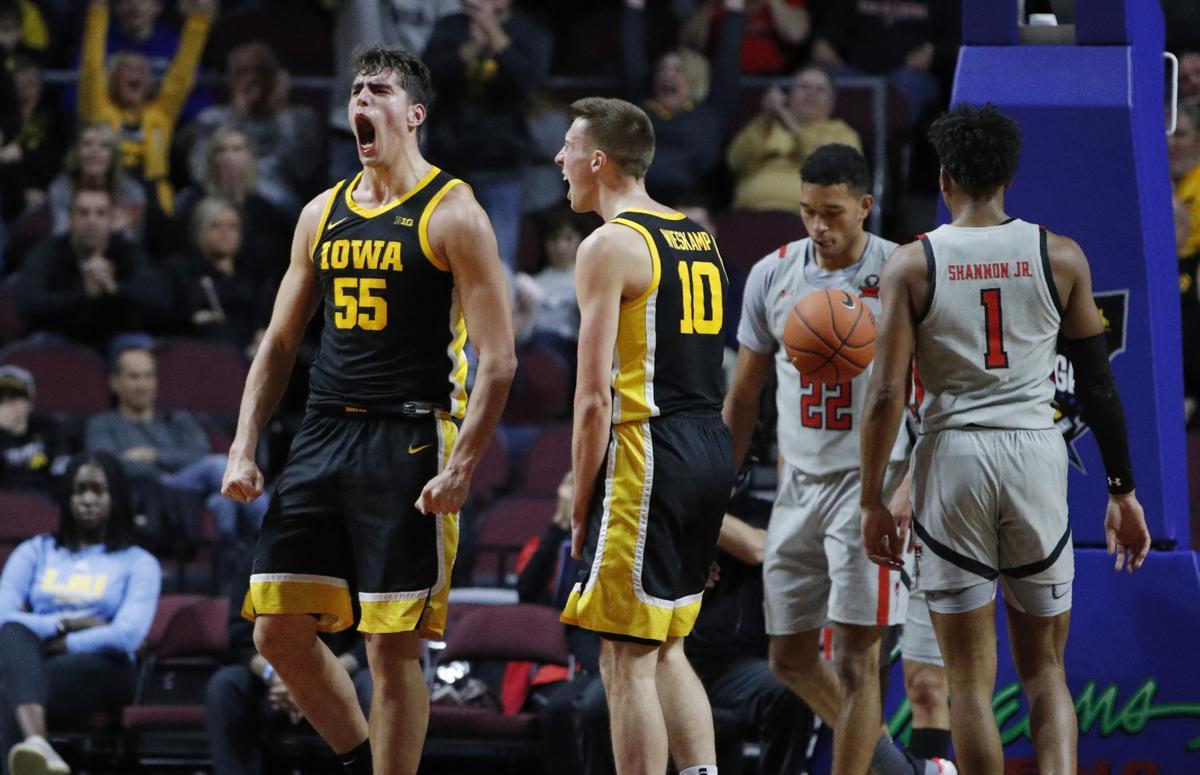 Iowa Texas Tech Basketball