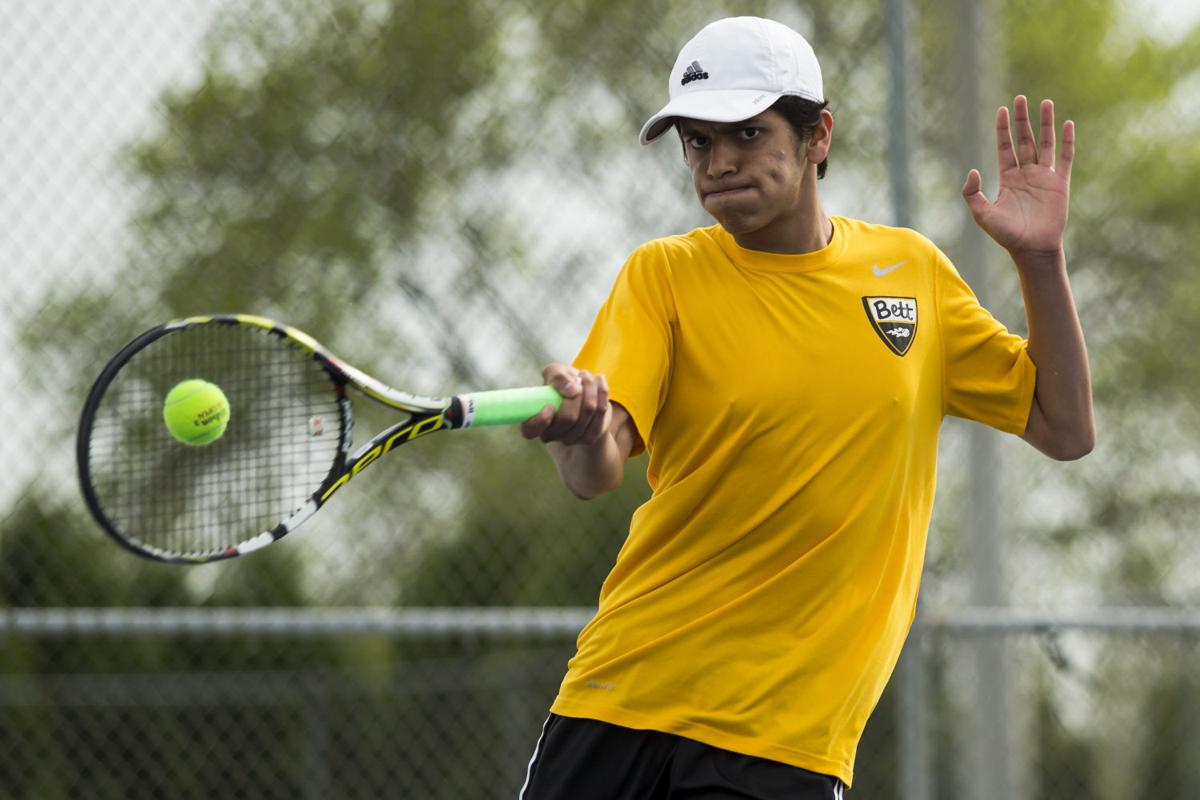 bettendorf singles The latest tweets from ihsaa  west's sam shin and ames's tim ellis starting a third set in a singles epic linn-mar and bettendorf deep in the third in their.