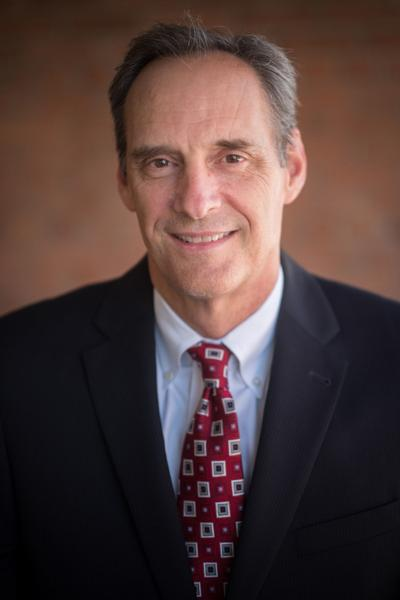 Dr. Mike Oberhaus, new chamber VP