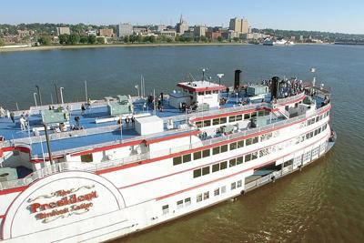 the president riverboat