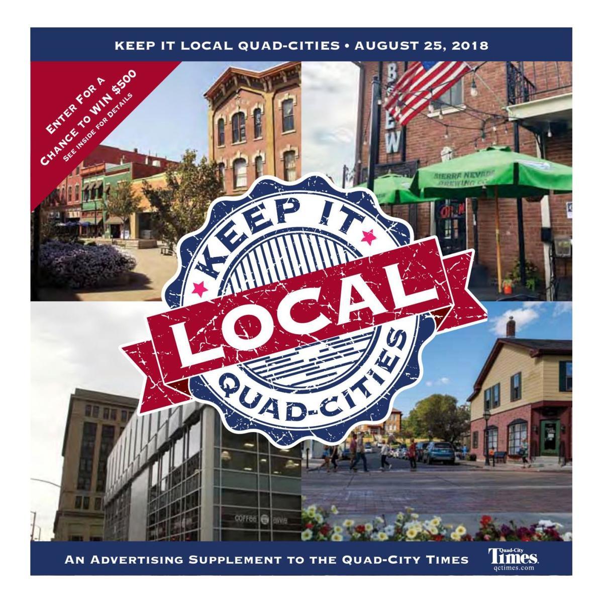 Keep It Local Quad Cities