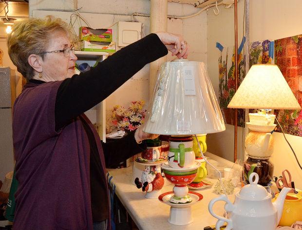 Hintermeister teapots- finishing touches