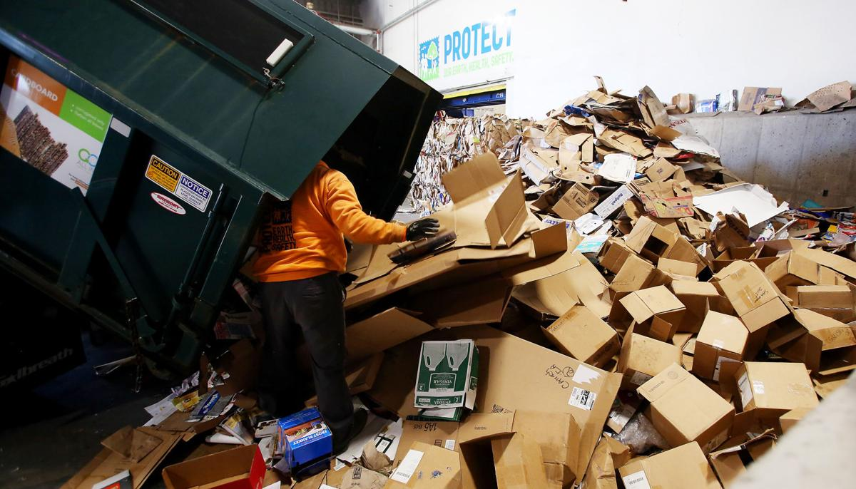 Scott Area Recycling Center