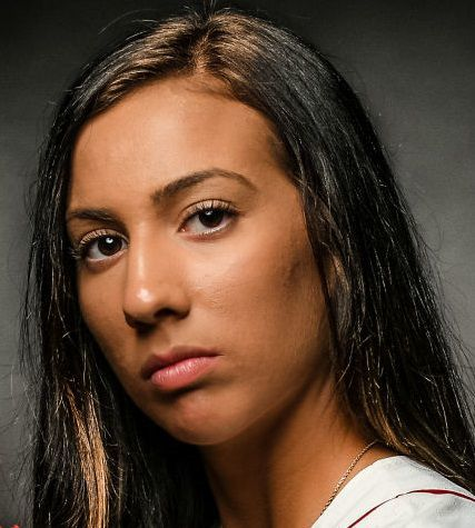 Ashley Peters Rocky softball