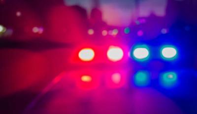 emergency cops ambulance lights weblogo