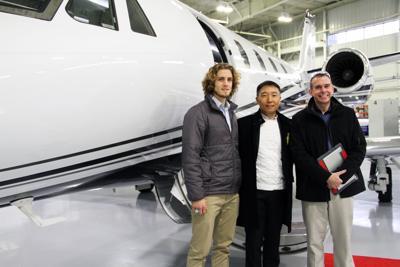 WIU-QC grads create plane app