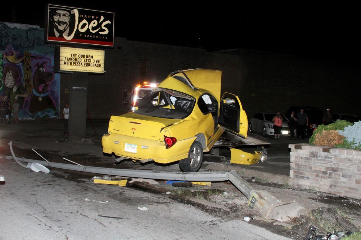 Davenport crash 2
