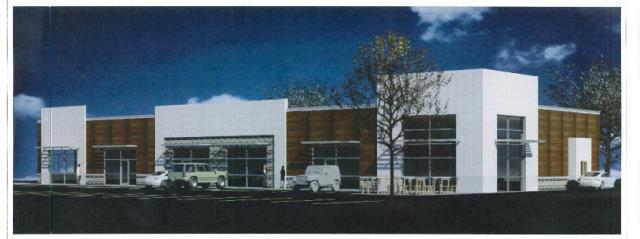 BettPlex commercial site plan