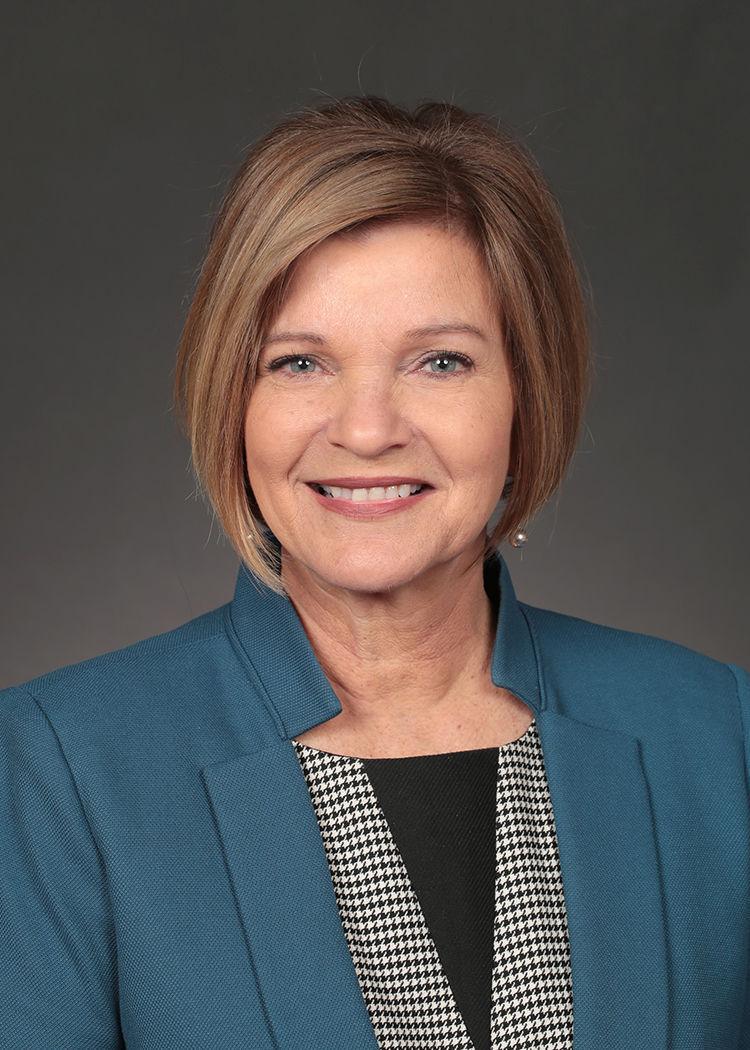 Democratic Iowa state Sen. Liz Mathis Liz Mathis, 2019