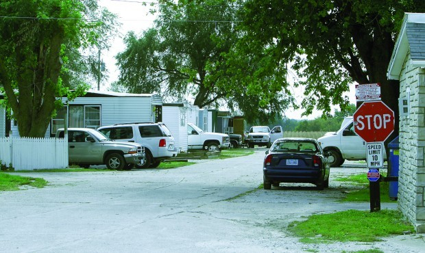registered sex offenders trailer parks in Minneapolis