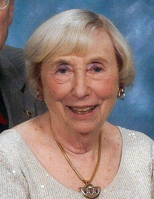Shirley Homrighausen