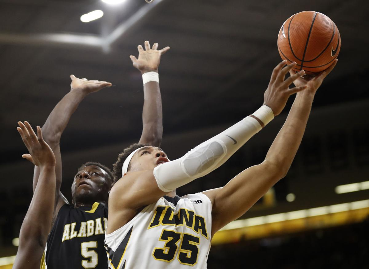 Alabama St Iowa Basketball