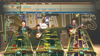 Video game review: 'Beatles: Rock Band' a trip through