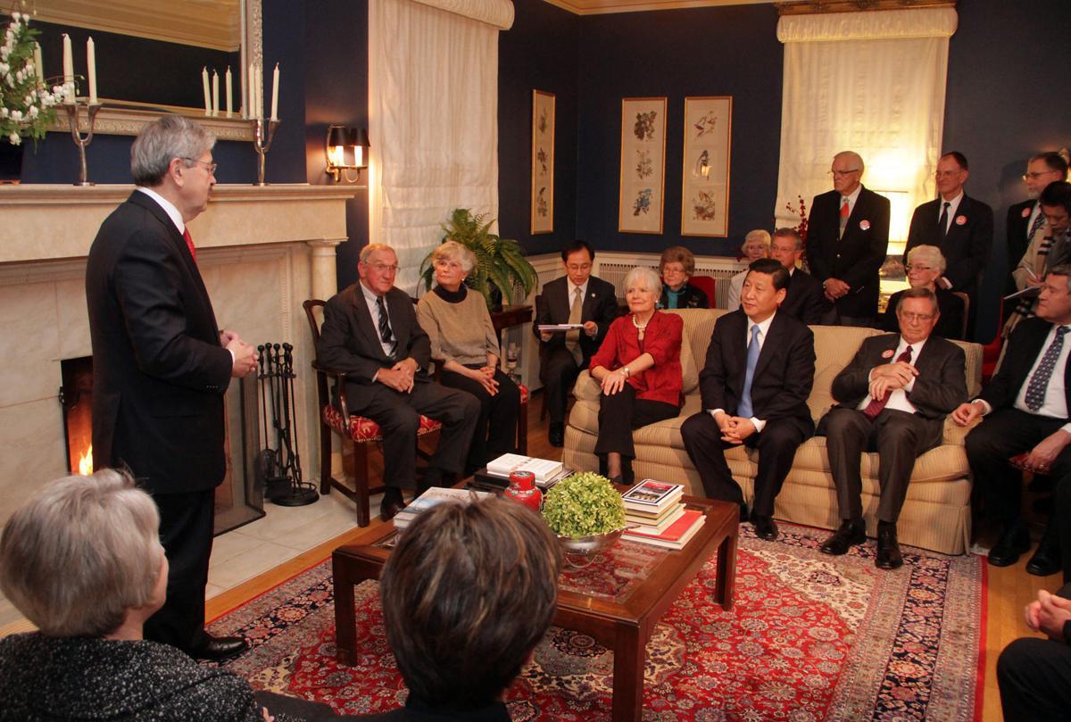 Xi Jinping Visit