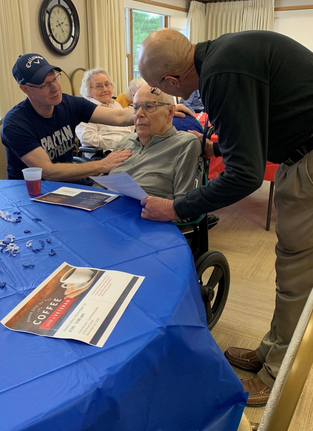 Iowa Masonic Veteran's Day