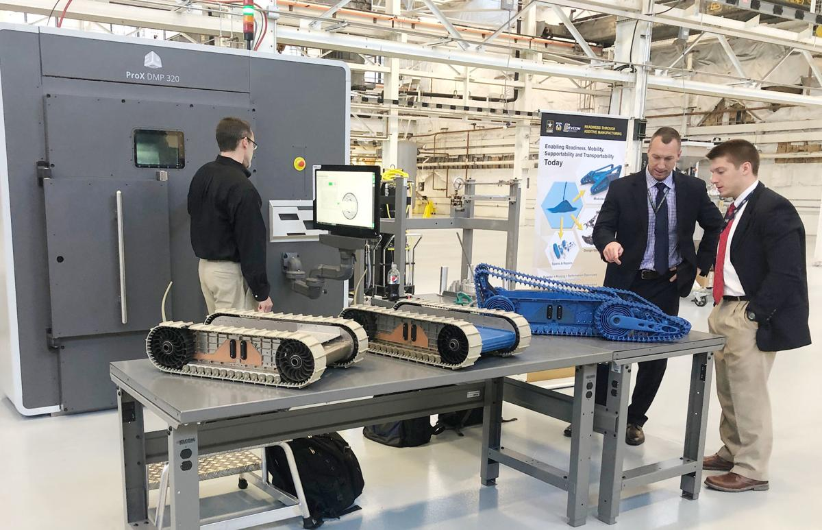 Advanced Manufacturing Center of Excellence