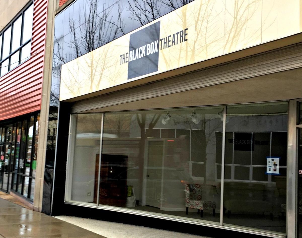 The Black Box Theatre