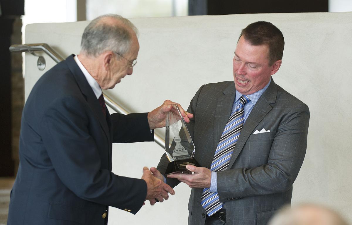 Grassley award