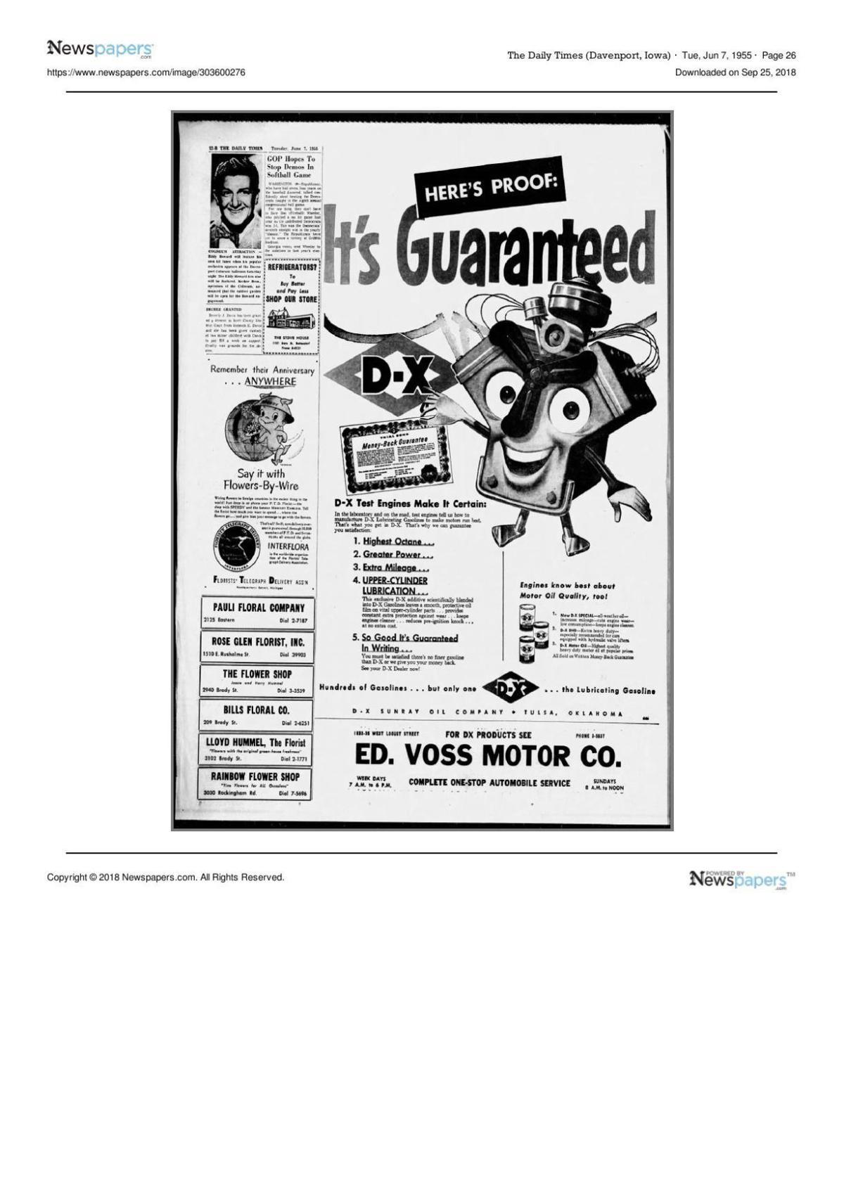 June 7, 1955