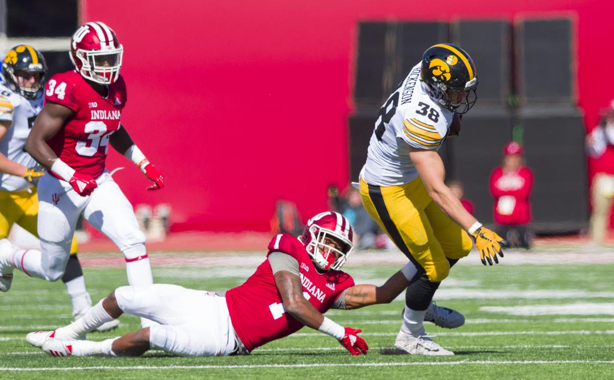 Iowa Indiana Football