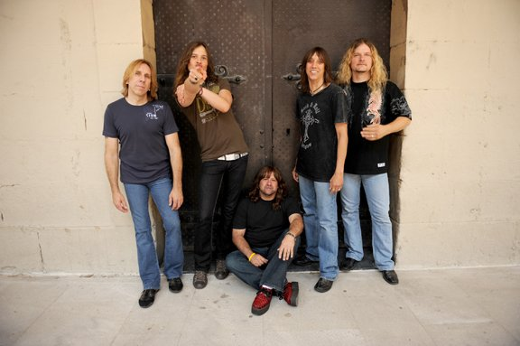 Members Of Tesla Are Happy Clean Sober Music Qctimes Com