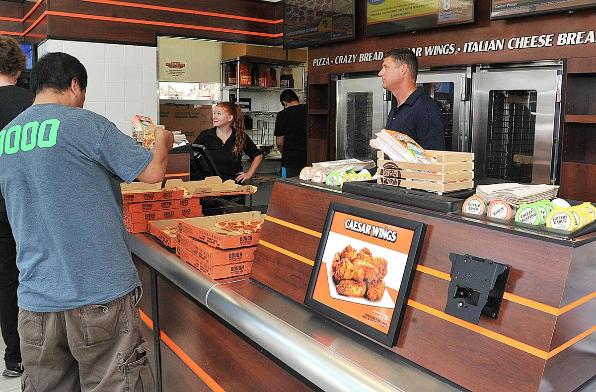 little caesars pizza bookstore management system Little caesars enterprises, inc, home of the hot-n-ready pizza, is looking   understanding of warehouse management and routing systems,.
