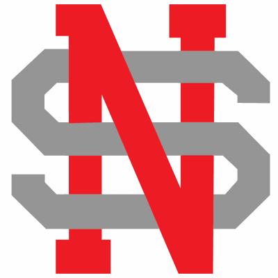 North Scott print logo