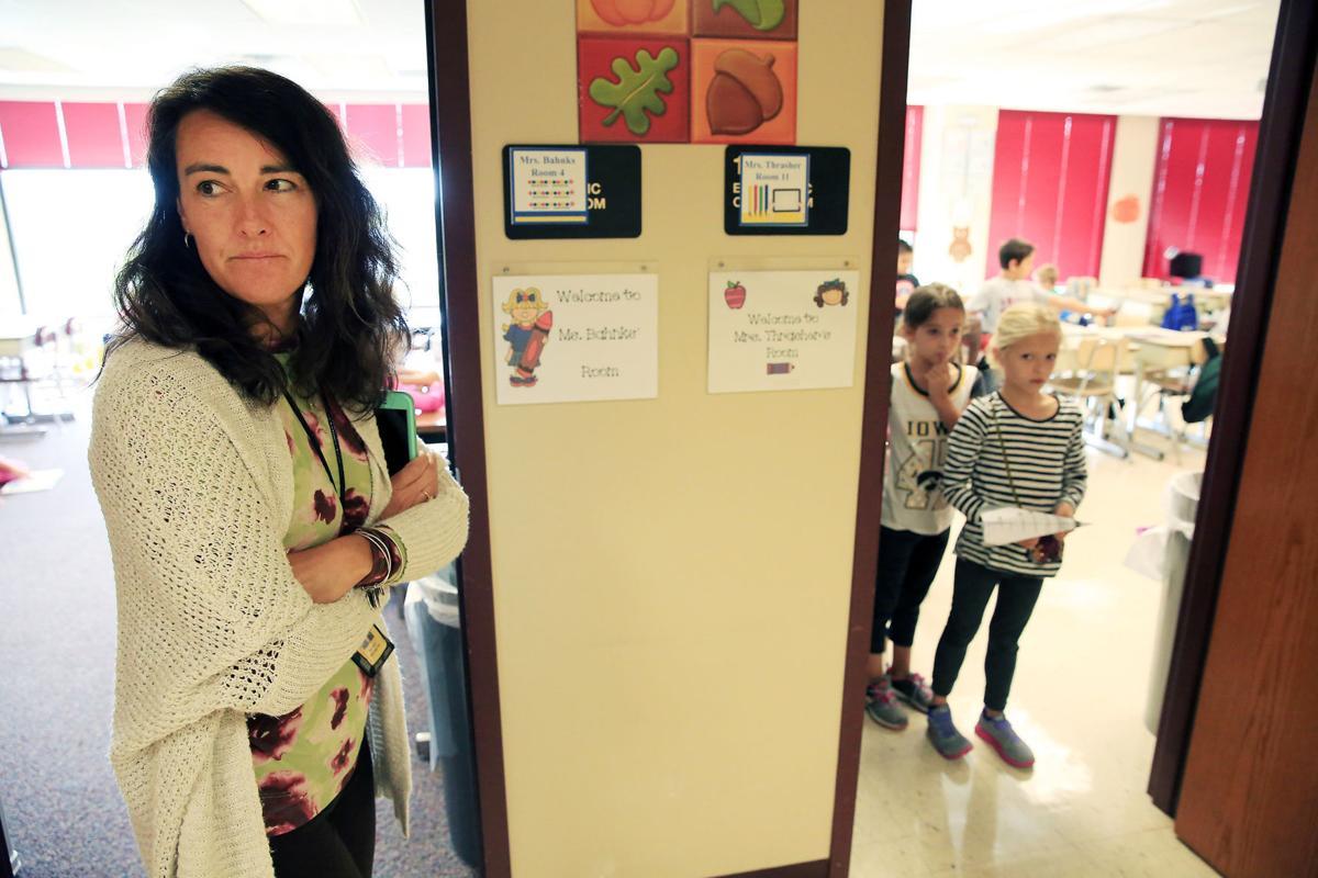 Franklin School settles into new home | Economy | qctimes com